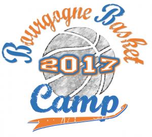 Bourgogne Basket Camp 2017 logo