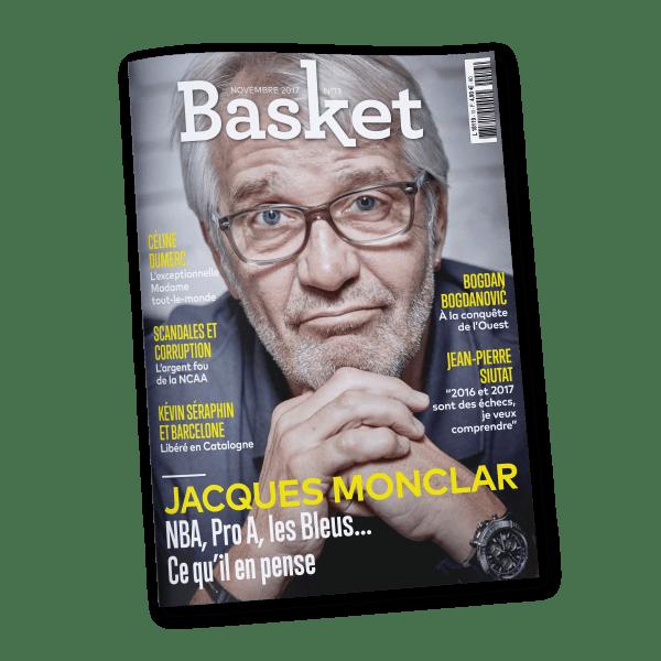 Numéro 13 - Novembre 2017 - BASKET LE MAG
