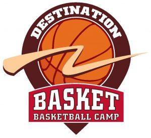 Destination Basket logo le bon