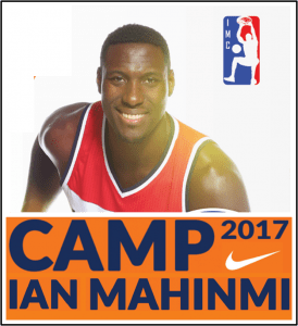 Ian Mahinmi camps 2017 blanc