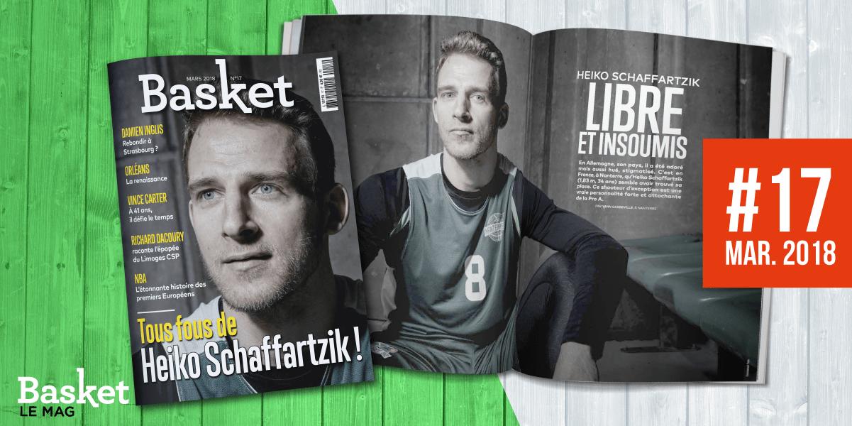 BASKET LE MAG - Le magazine culture basket