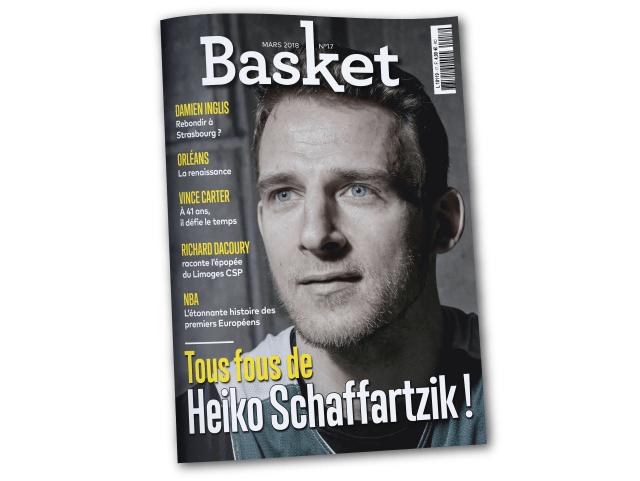 Les premiers Européens de NBA - BASKET LE MAG